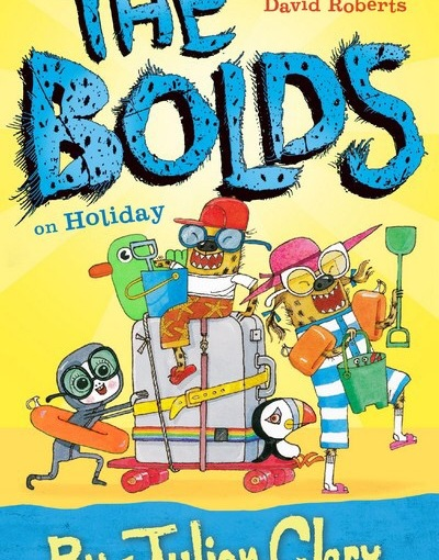 The Bolds On Holiday book review