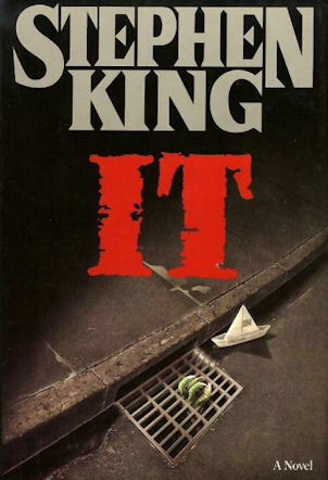 IT first edition book cover