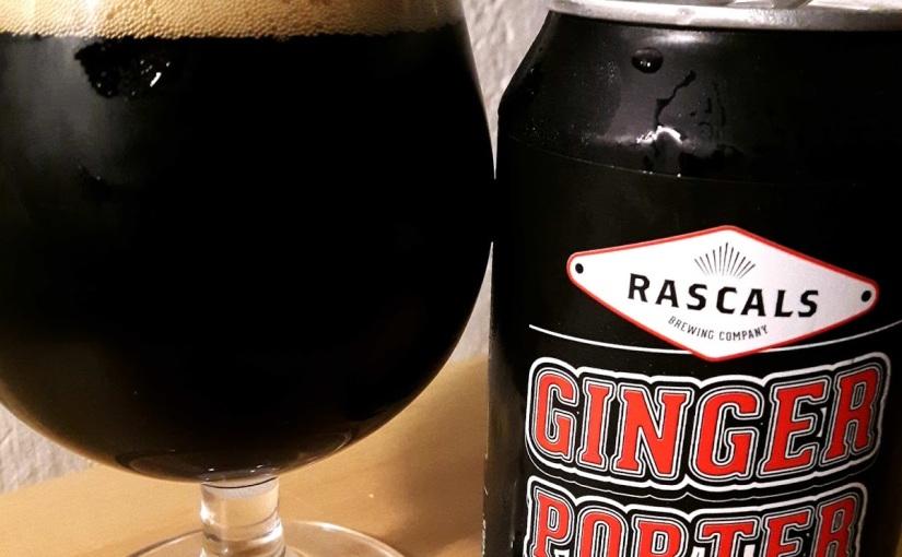 Rascals Ginger Porter