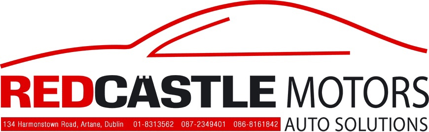 Red castle motors logo