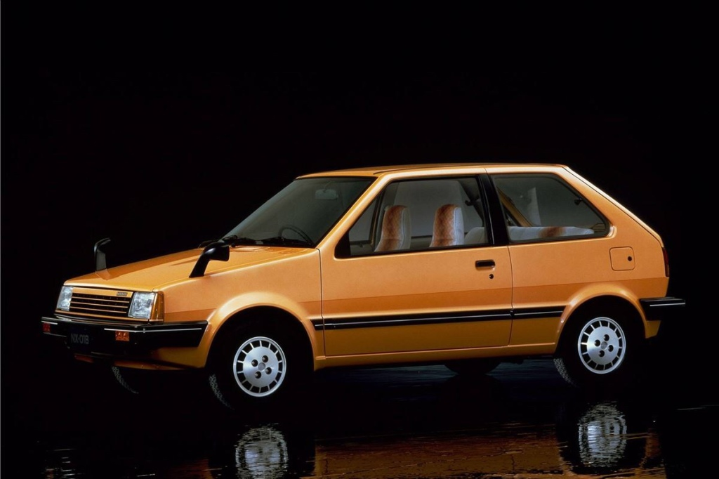 1982 Nissan Micra